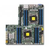 Сервер Трилайн 2U/1*E5-2603v3 (Up to 2)/1*8Gb/2*1Tb 7.2K HotSwap/2*10G Base-T Intel X540/IPMI/2*740W/no OS