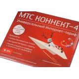 СИМ-карта МТС «Коннект4» (MicroSim)
