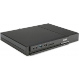 Сист. блок (Неттоп) Acer Veriton N4630G i5-4460T/4Gb/500/no-DVD/Wi-Fi/W7Pro/Black (DT.VKMER.027)