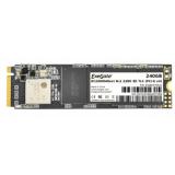 Жесткий диск SSD M.2 PCI-E x4 240Gb ExeGate KC2000MNext (80 мм, 3D TLC, R1400Mb/W850Mb, 2M MTBF) (EX282315RUS)
