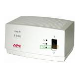 Стабилизатор напряжения APC Line-R LE1200I (1200VA, 4 розетки Euro) Grey
