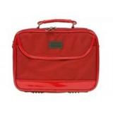 "Сумка для ноутбука 10.2"" AgroDolce Semplice полиэстер Red (42885/43899)"