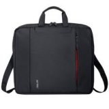 "Сумка для ноутбука Asus 12.1"" LEATHER COSMO CARRY Black (90-XB2R00BA00010)"
