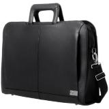 "Сумка для ноутбука 15.6"" HP Elite Designer Tote натур.кожа, темно-коричневая, с карманом, женская (H0N04AA)"