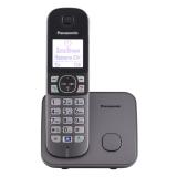Телефон Panasonic KX-TG6811RUM радио Dect