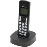 Телефон Panasonic KX-TGC310RU1 черный Dect