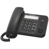 Телефон Panasonic KX-TS2352 RUB (черный)