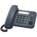Телефон Panasonic KX-TS2352 RUC (синий)