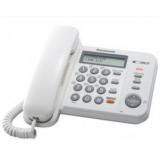 Телефон Panasonic KX-TS2352 RUW (белый)