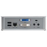 тонкий клиент hp t310 tera2321 pcoip/512mb ddriii/256 flash/dvi-i/dvi-d/2 x usb/1 x glan/2*3.5 jack/kb/ (c3g80aa)