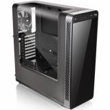 Корпус Thermaltake View 27 черный без БП ATX 4x120mm 2xUSB2.0 1xUSB3.0 audio bott PSU(CA-1G7-00M1WN-00)