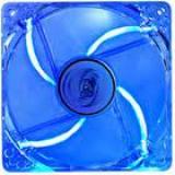 Вентилятор для корпуса 120x120x25 DEEPCOOL Xfan 120L Blue Led RTL (XFAN120L/B)