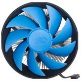 Вентилятор для Socket 1155/1156/775/АМ2/АМ2+/AM3/FM1/FM2/940/939/754 DEEPCOOL Gamma Archer Pro Al+Cu PWM (110W) RTL