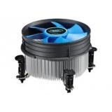 Вентилятор для Socket 1155/1156 DEEPCOOL Theta 16 PWM Al+Cu (95W,Push-Pin) RTL