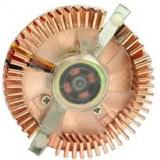 Вентилятор для Video/Chipset GEMBIRD VC-RE медный