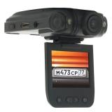 """Видеорегистратор Ritmix AVR-730 1920x1080/1.4' CMOS/120гр/2""""LCD//HDMI/microSD### Ремонт 066430"""