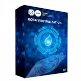 Лицензия ROSA Enterprise Virtualization 25 VM сертифицированная ФСТЭК (1 год стандартной поддержки) (RL 00170-1S-F25)