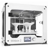 Принтер 3D WitBox 2, PLA, FilaFlex, wood, bronze, copper, d=1,75 мм