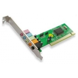 Звуковая карта PCI C-Media 8738/VIA1617S 4 Channel (OEM)